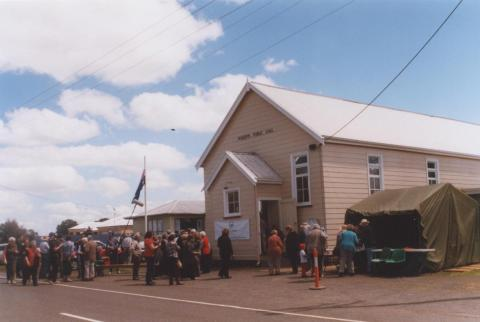 Public Hall, Warrion, 2010