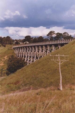 Nimmons Railway Bridge, Newtown, 2010