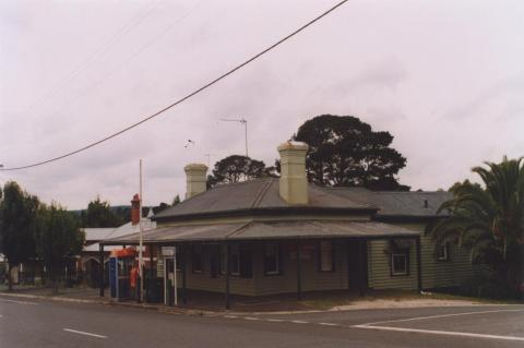 Post Office, Linton, 2011