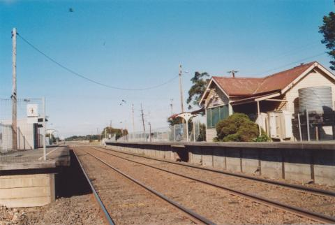 Railway Station, Donnybrook, 2011