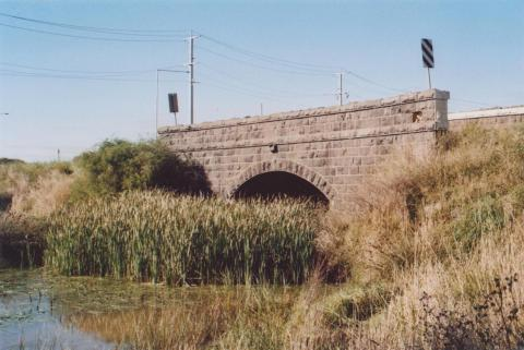 Donnybrook Road Bridge, Kalkallo, 2011