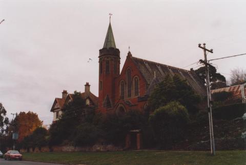 Presbyterian Church, Daylesford, 2011