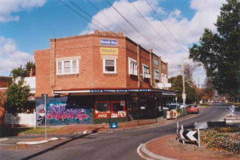 Corner Shop, Camberwell, 2011