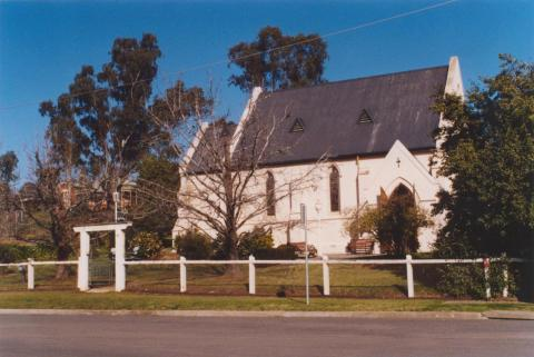 Anglican Church, Yea, 2011