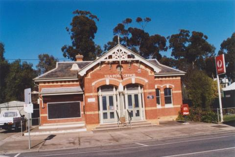 Post Office, Yea, 2011