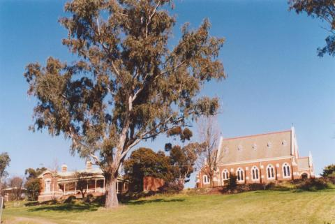 Convent and Church, Yea, 2011