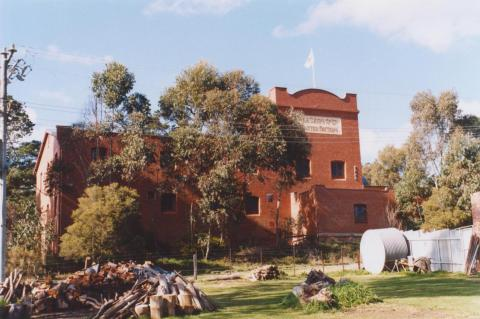 Former Butter Factory, Yea, 2011