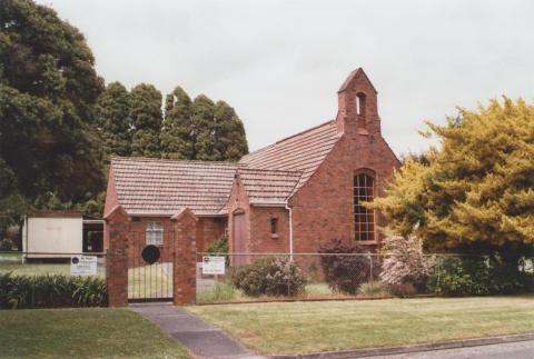 Lutheran and Uniting Church, Darnum, 2012