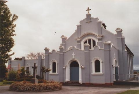 Catholic Church, Leongatha, 2012