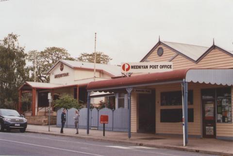 Hall and Post Office, Meeniyan, 2012