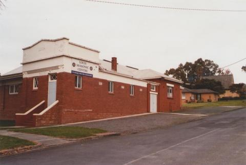 Masonic Centre, Loch, 2012