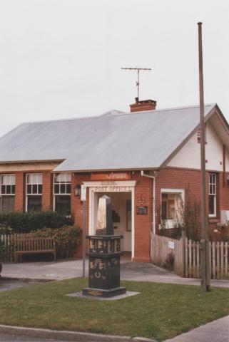 Post Office, Loch, 2012