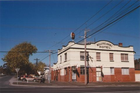 Millers Arms Hotel, Soldiers Hill, 2012