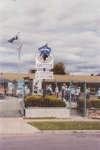Bowling Club, Lalor, 2012