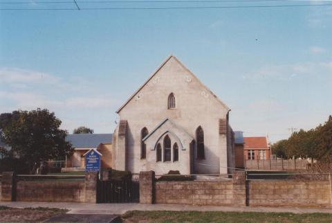 Presbyterian Church, Koroit, 2013