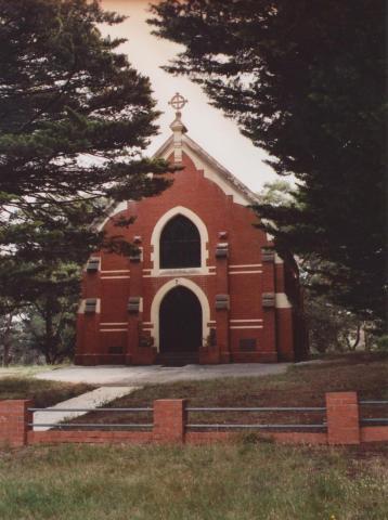Catholic Church, Linton, 2012