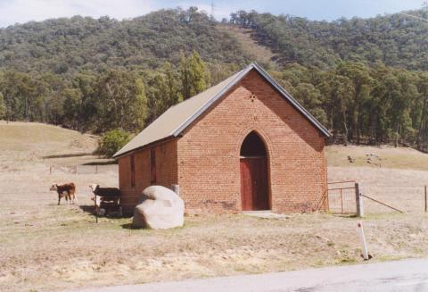 Former Roman Catholic Church, Granite Flat, 2006