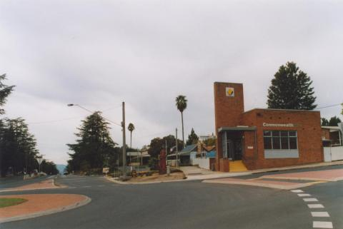 Hanson and Donaldson Street, Corryong, 2010