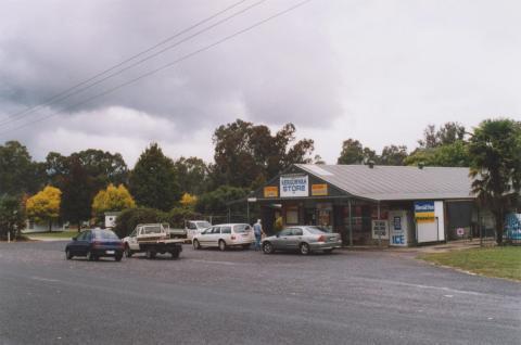 General Store, Kergunyah, 2010
