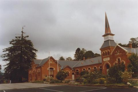 Primary School, Beechworth, 2010