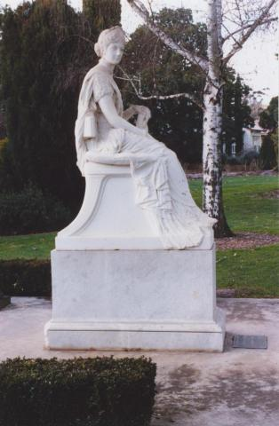 Princess Alexandra Sculpture, Alexandra, 2011