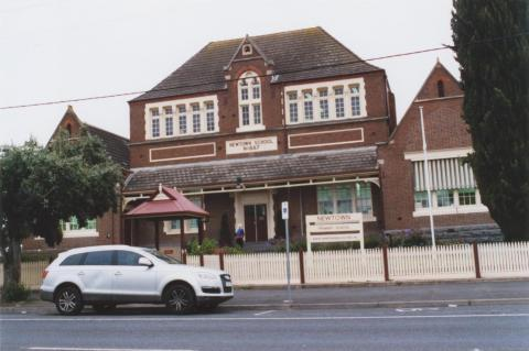 Newtown School, Geelong, 2011