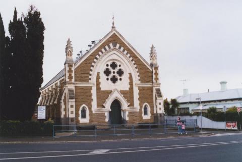 Reformed Church, Newtown, 2011