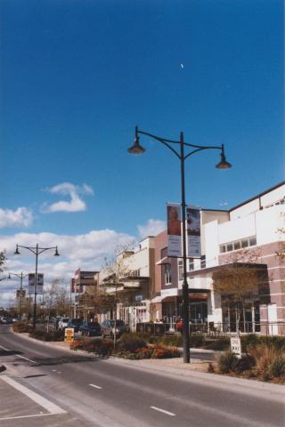 Laurimar Main Street, Doreen, 2011