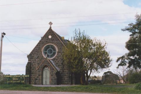 Roman Catholic Church, Mernda, 2011