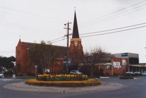 Anglican Church, Leongatha, 2011