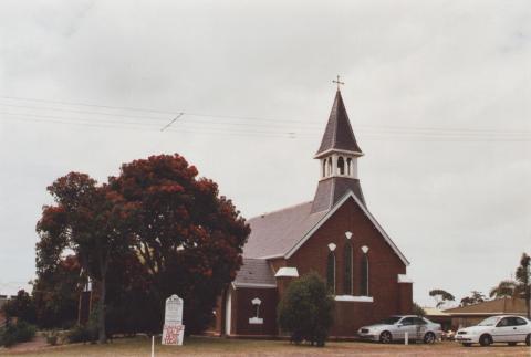Church of England, Portarlington, 2012