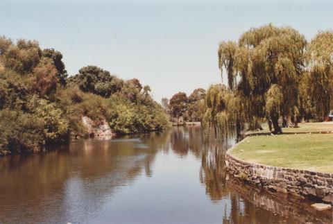 Coburg Lake, 2012