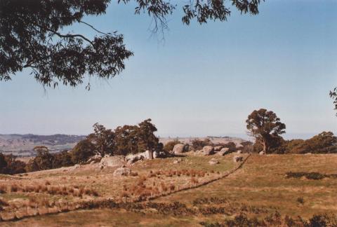 Rock Formation, Baynton, 2012
