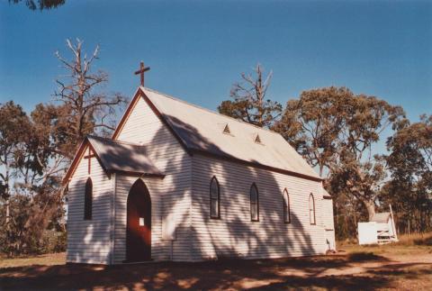 Catholic Church, Toolleen, 2012