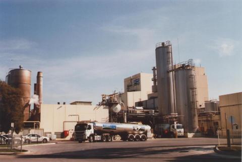 Murray Goulburn Factory, Rochester, 2012