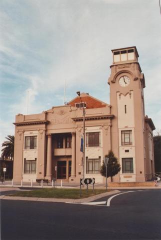 Shire Hall, Yarrawonga, 2012