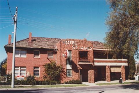 Hotel St James, 2012