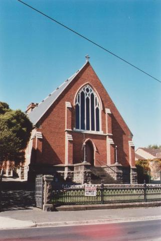 Anglican Church, Ballarat East, 2012