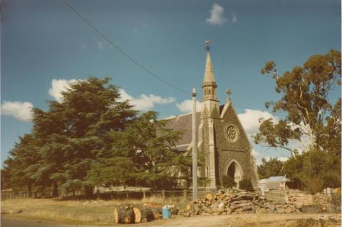 St Johns Anglican Church, Malmsbury, 1980