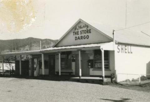 The Store, Dargo, 1971
