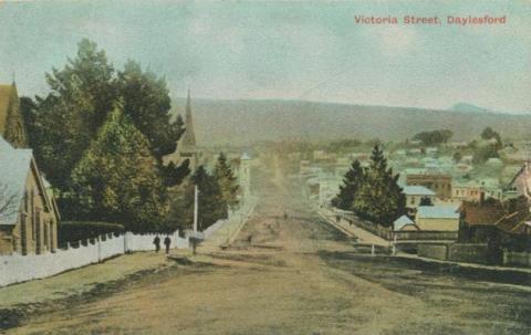 Victoria Street, Daylesford