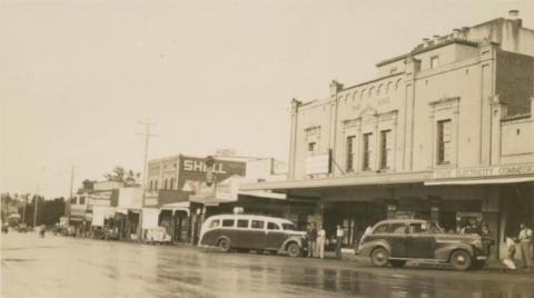 Daylesford, 1945