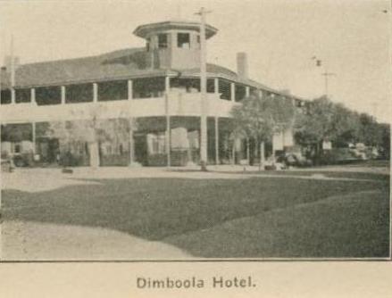 Dimboola Hotel