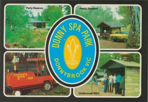 Donny Spa Park, Donnybrook, 1997