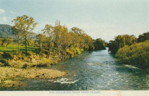 The Goulburn River near Eildon