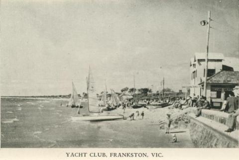 Yacht Club, Frankston