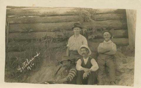 Gellibrand River, 1916