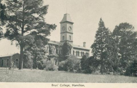 Boys' College Hamilton