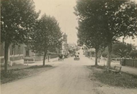 Gray Street, Hamilton