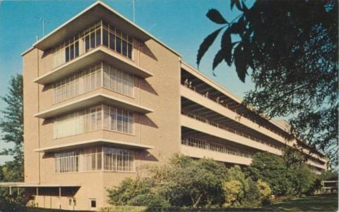 Repatriation General Hospital, Heidelberg